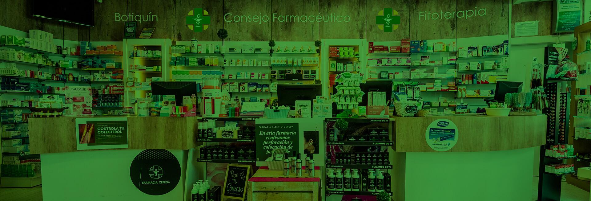 Farmacia Cepeda en Culleredo